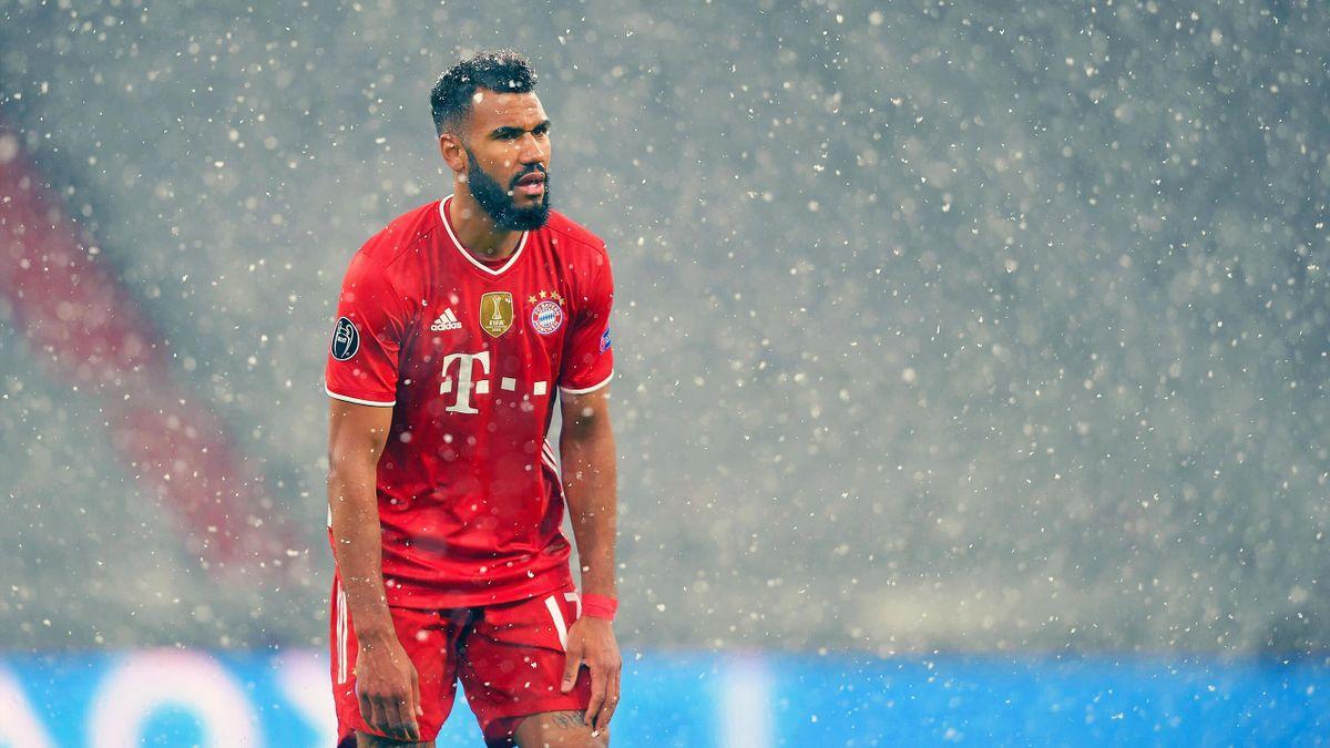 Eric Maxim Choupo-Moting - FC Bayern München vs. Paris Saint-Germain