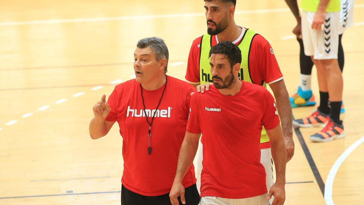 Xavi Pascual. Credit foto: Dinamo, Facebook