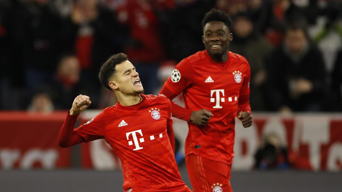 Philippe Coutinho - FC Bayern München
