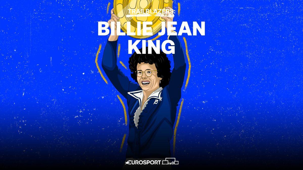 Trailblazers : Billie Jean King, la pionnière qui ne voulait pas être une héroïne