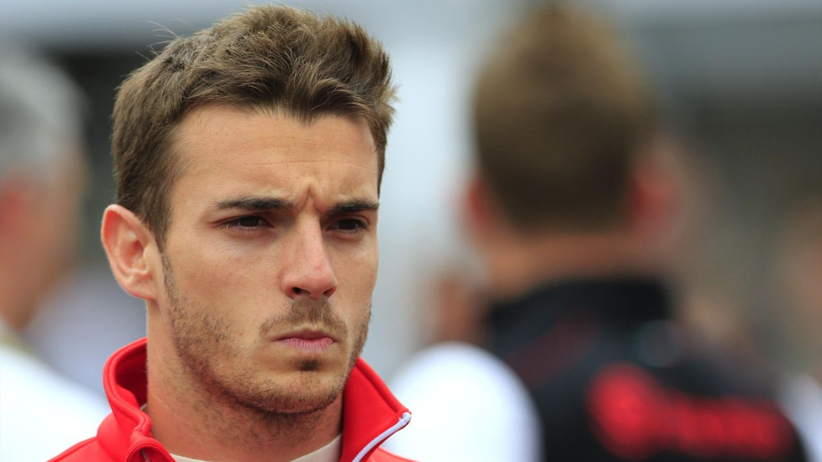 Jules Bianchi (Marussia) au Grand Prix de Monaco 2014