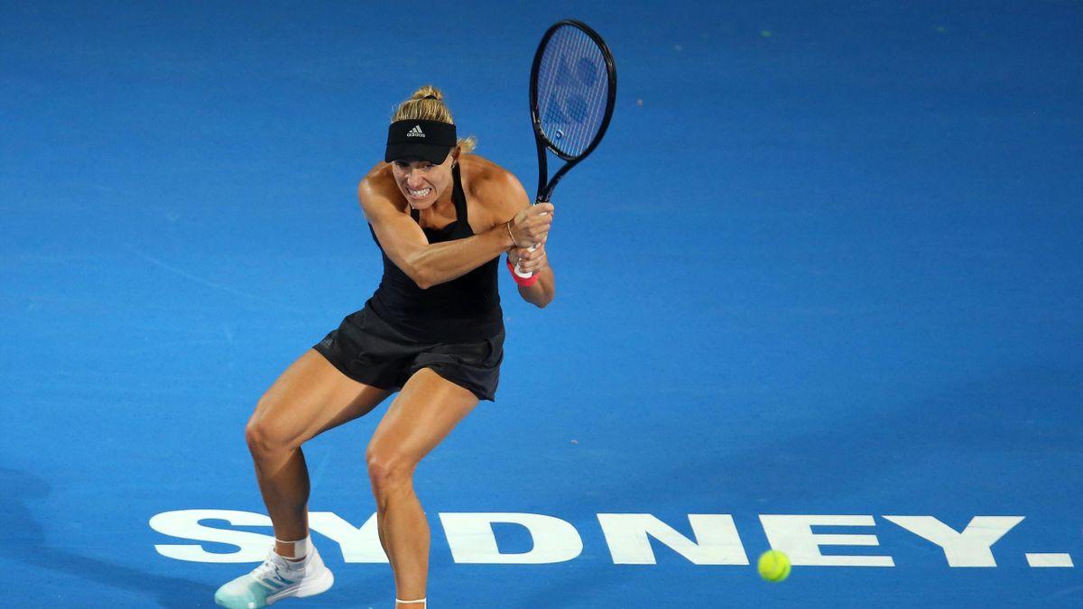 Angelique Kerber, WTA Sydney