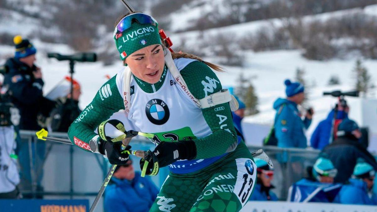 Dorothea Wierer - 2019 IBU World Cup Biathlon - Getty Images
