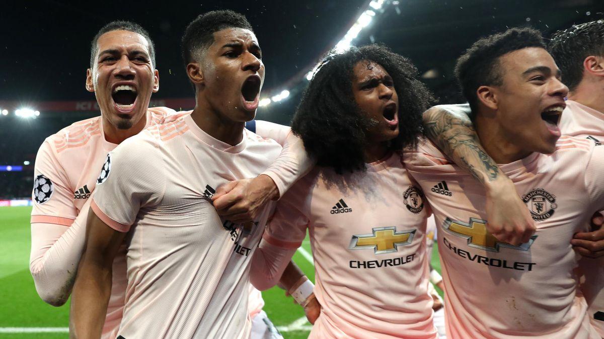 Champions League | Pressestimmen zu PSG - Manchester United - Eurosport
