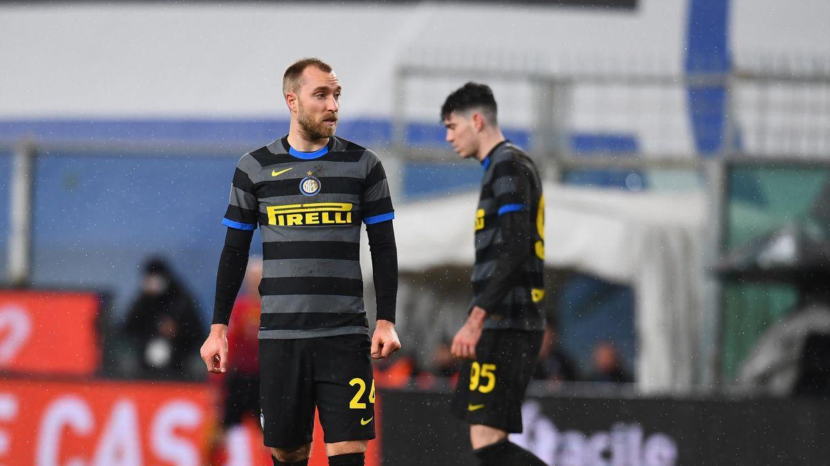 Christian Eriksen, Inter Mailand