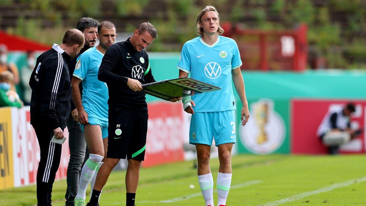 Der Wechselfehler des VfL Wolfsburg gegen Münster