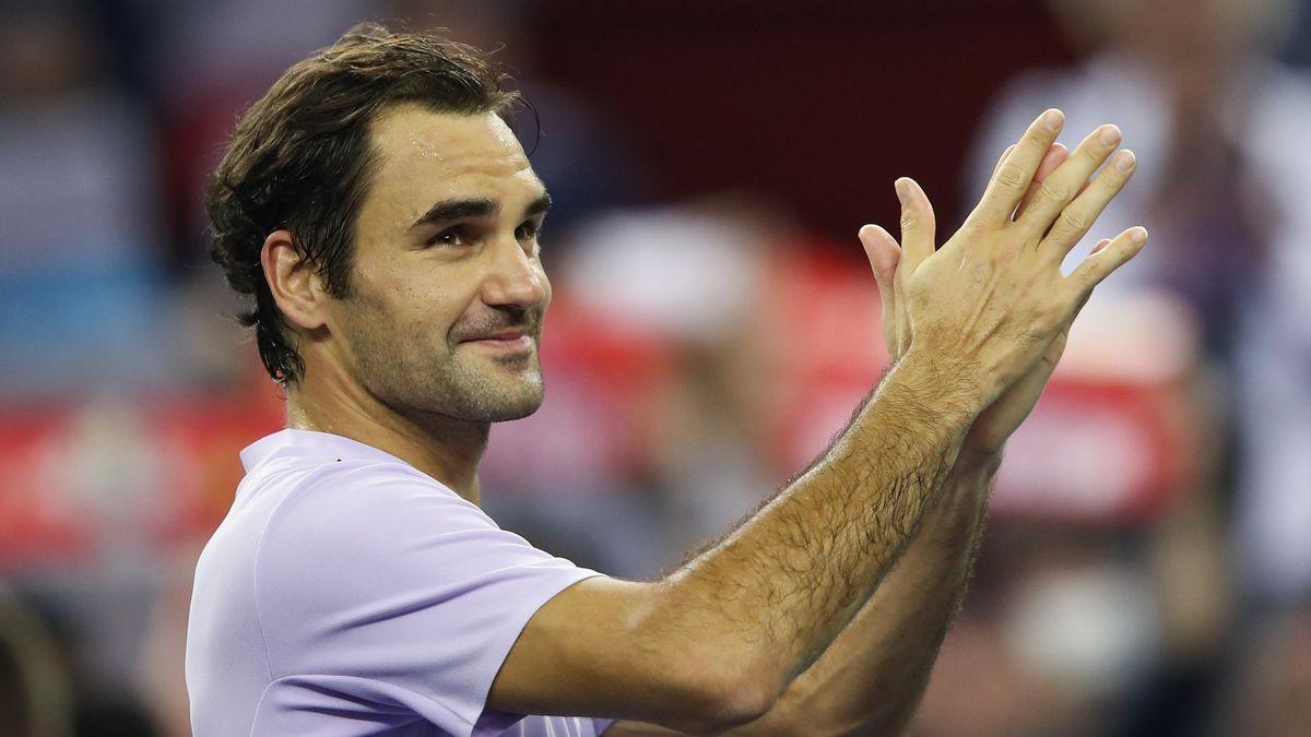 Roger Federer, Shanghai