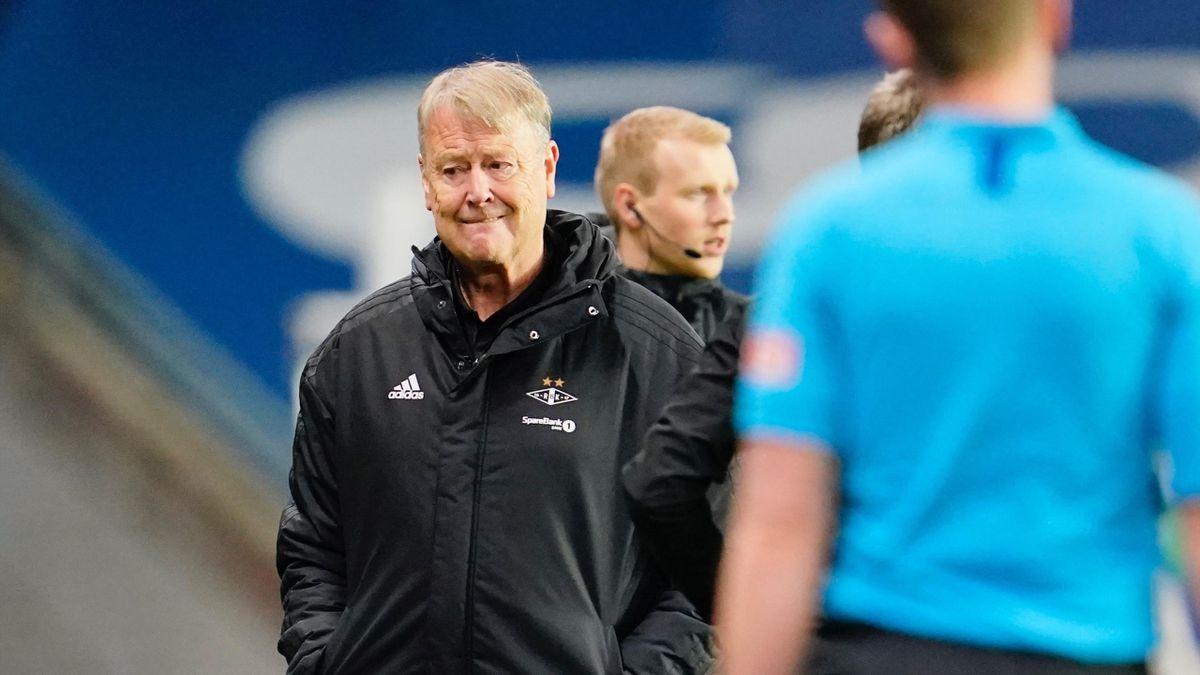 Rosenborg-trener Åge Hareide.