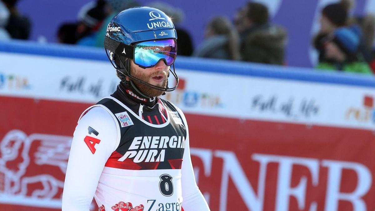 Der Österreicher Marco Schwarz wurde positiv auf COVID-19 getestet