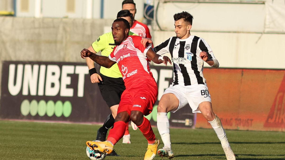 Astra Giurgiu - FC Hermannstadt