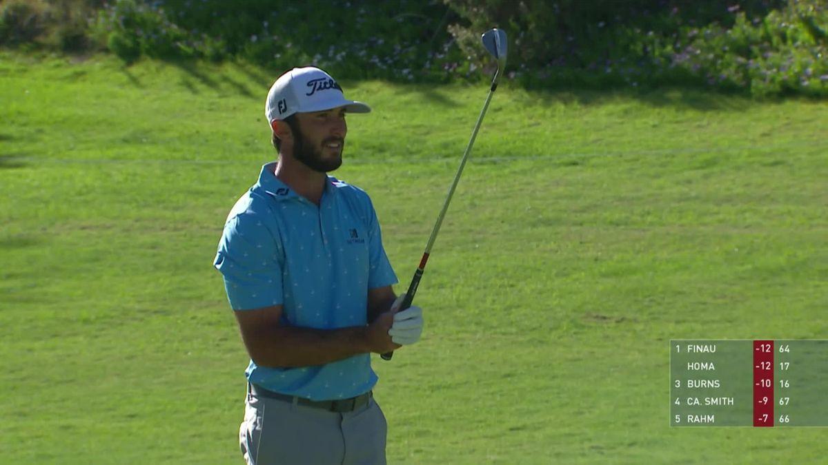 Golf : PGA Tour Genesis invitational Round 4 : Chip Homa