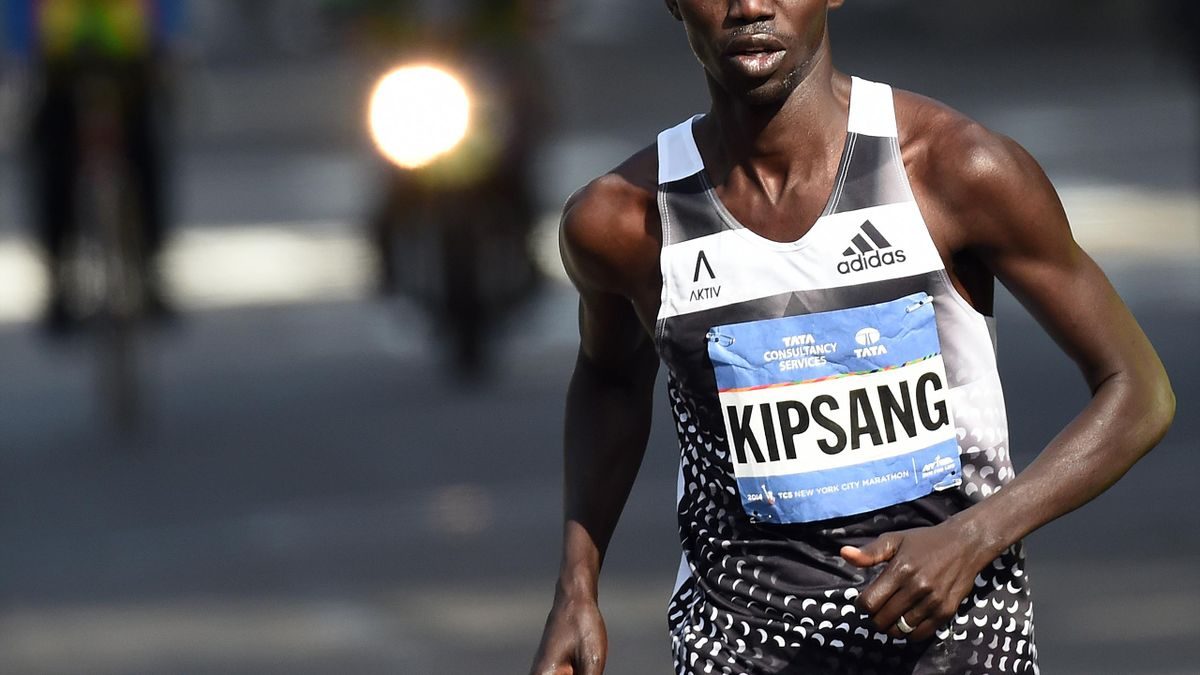 Marathonläufer Wilson Kipsang will den Weltrekord zurück
