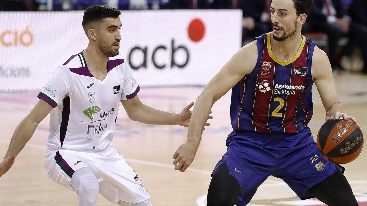 El Barça vence al Unicaja