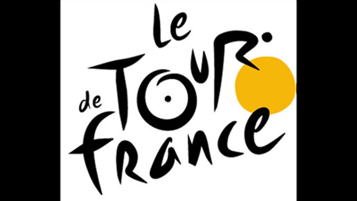 Player logo Tour de france Blanc