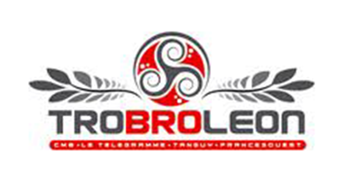 logo cycling tro bro leon