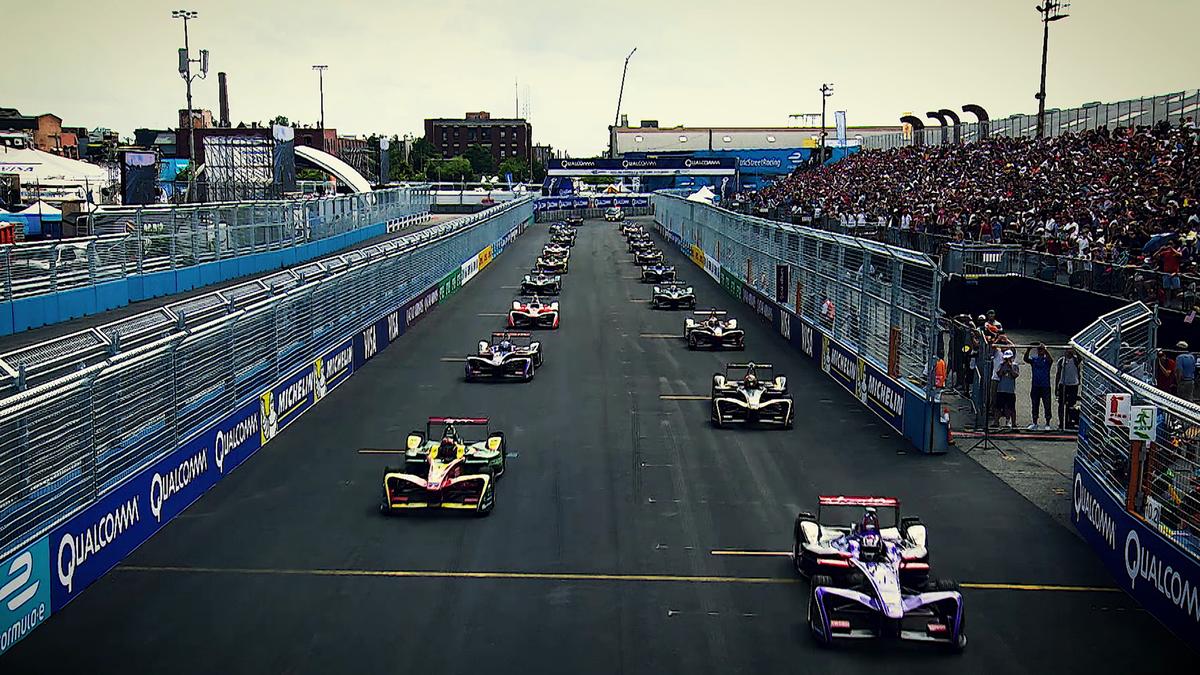 1020 Formula E – New season promo