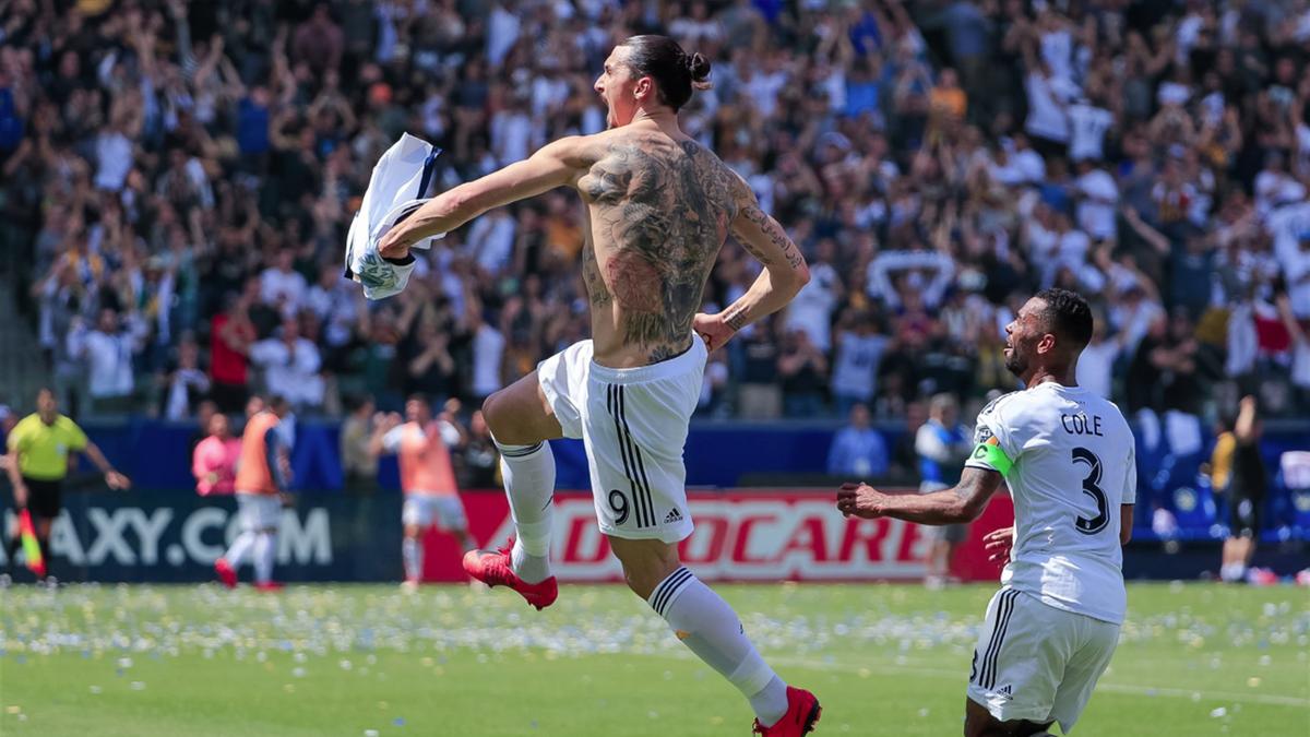 Zlatan Ibrahimovic (Foto: MLS)