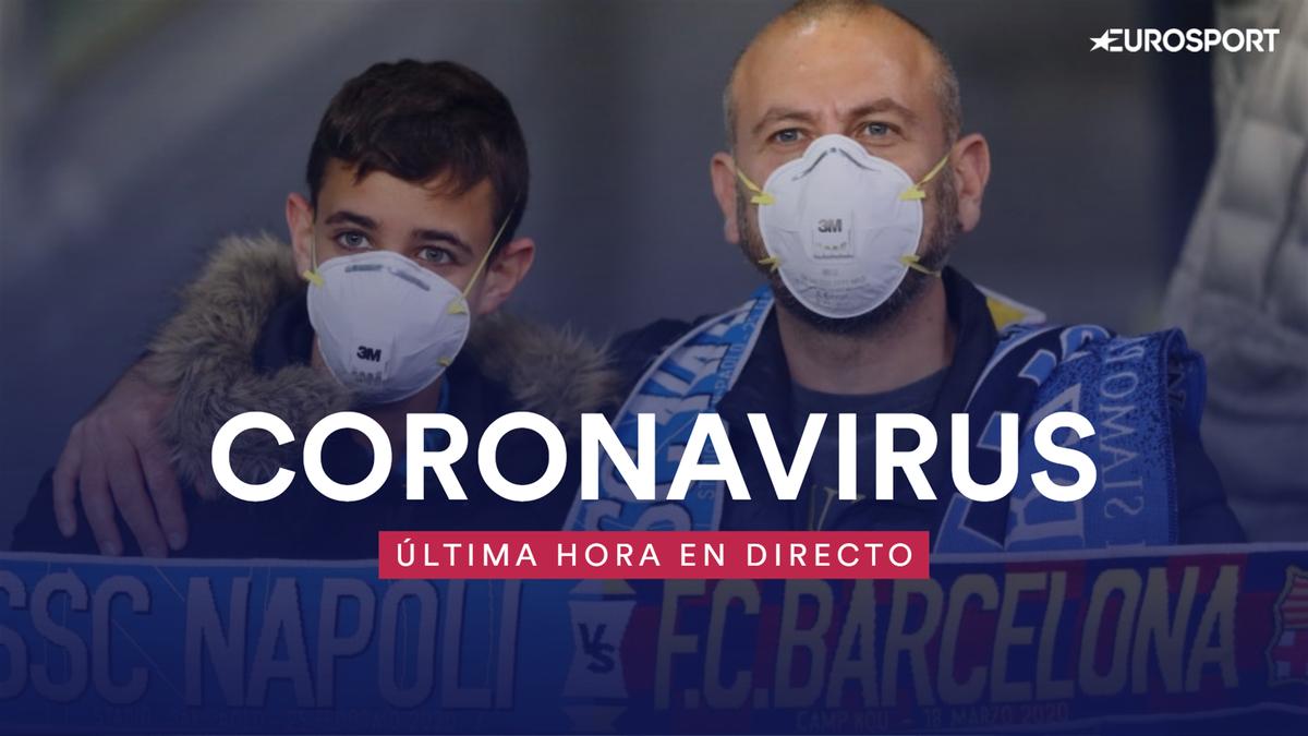 Coronavirus, en directo