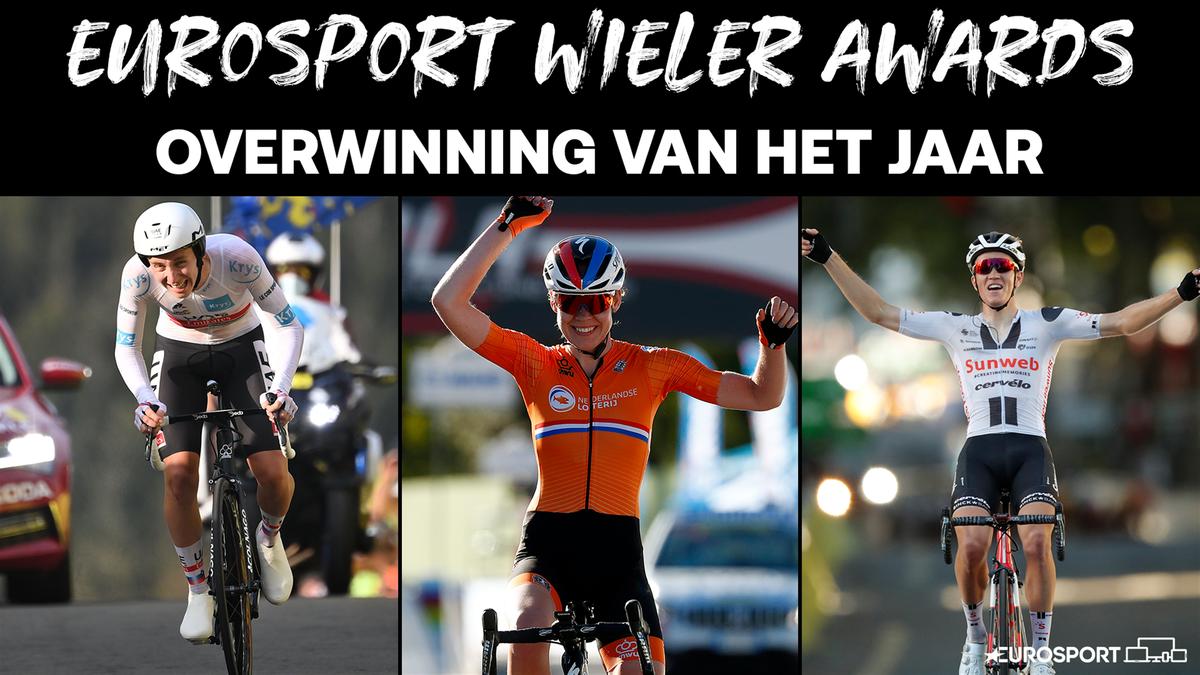 Eurosport Wieler Awards 2020   De genomineerden voor 'Overwinning van het jaar'
