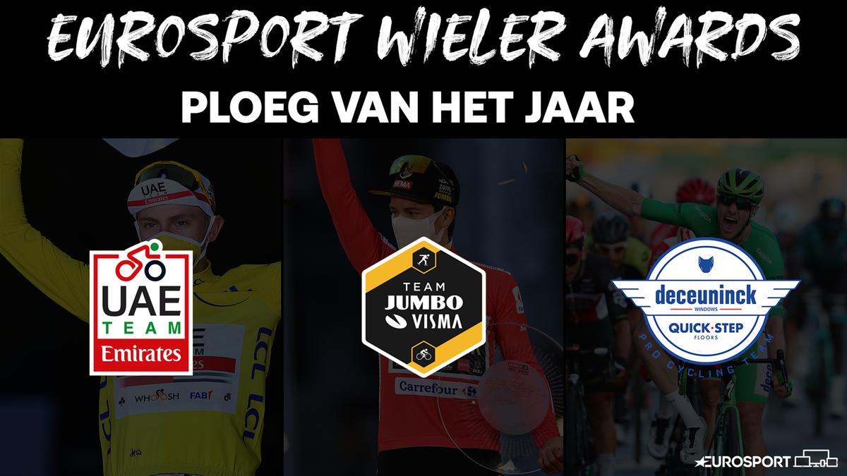 Eurosport Wieler Awards 2020 | Genomineerden 'Ploeg van het jaar'