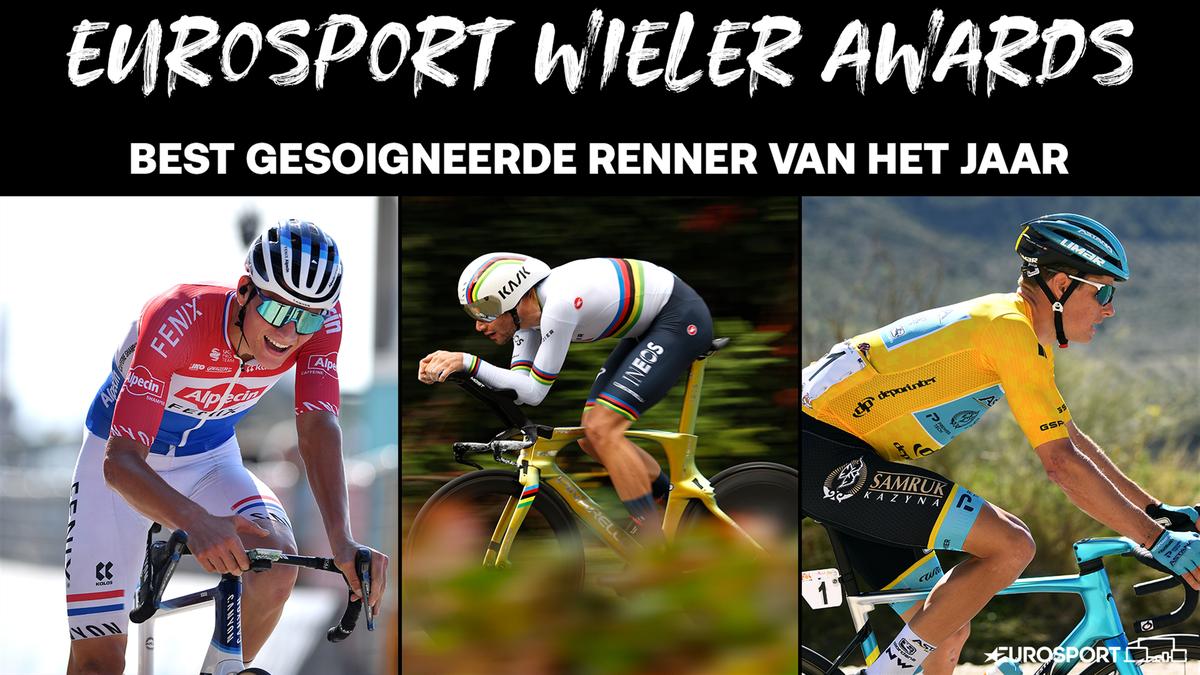 Eurosport Wieler Awards 2020 | Genomineerden 'Best gesoigneerde renner van het jaar'