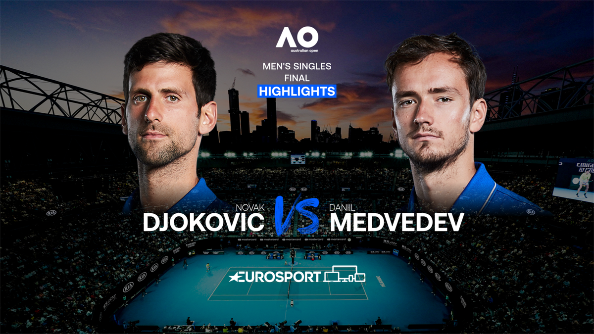 Highlights | Novak Djokovic - Daniil Medvedev
