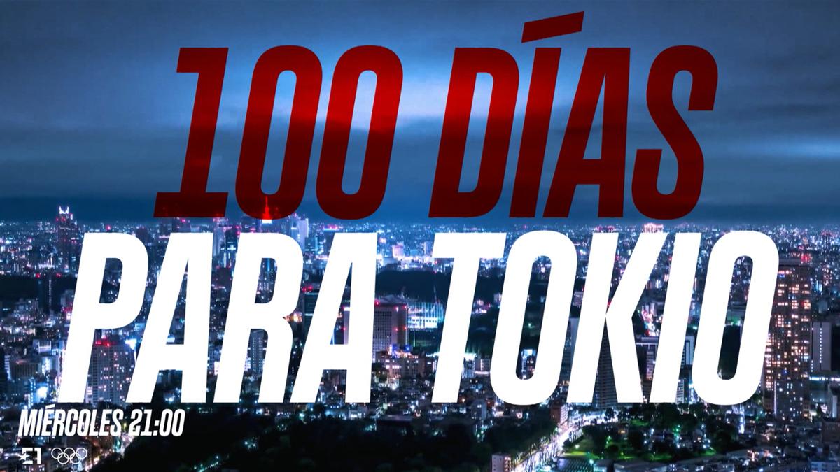 Cien días para Tokio - Promo