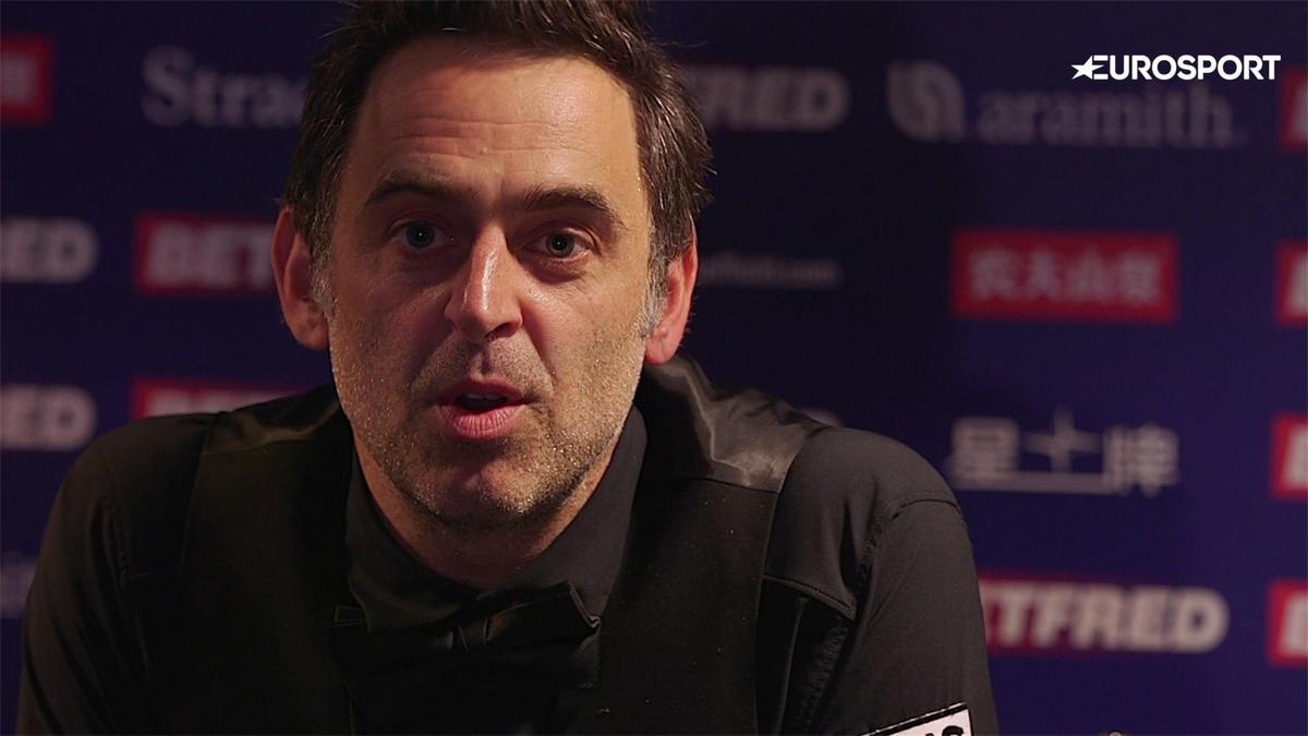 'China get priority' - O'Sullivan on schedule after shock defeat