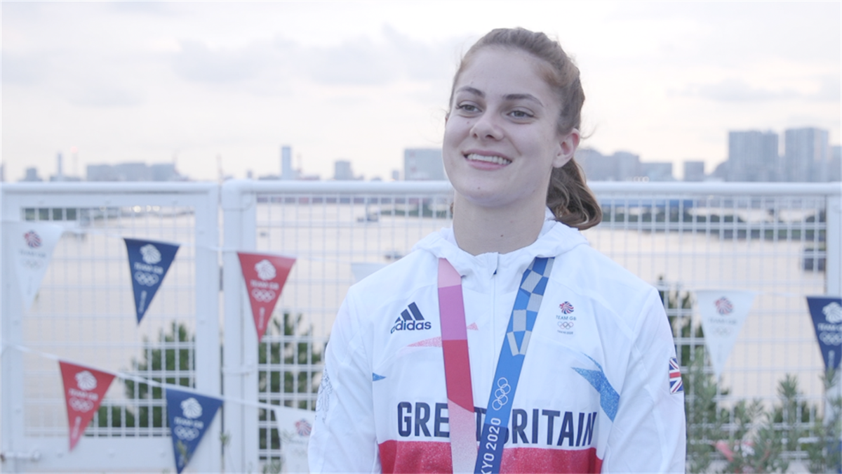 Tokyo 2020 - 'It feels amazing' - Bethany Shriever and Kye White on their BMX gold and silver medals