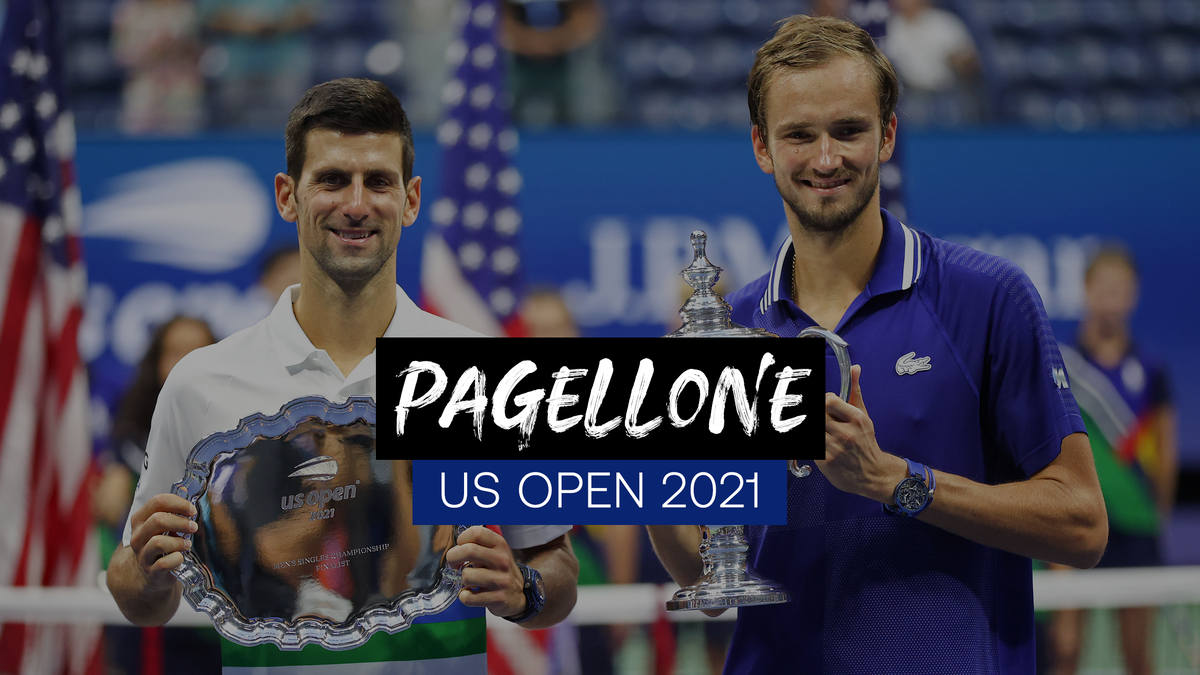 Pagellone US Open 2021