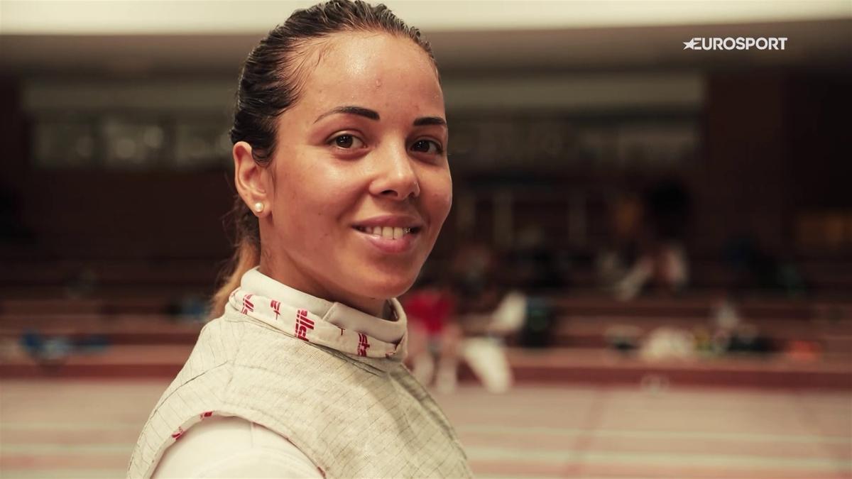 Sponsored Fencing - Athlete Spotlight - Alice Volpi