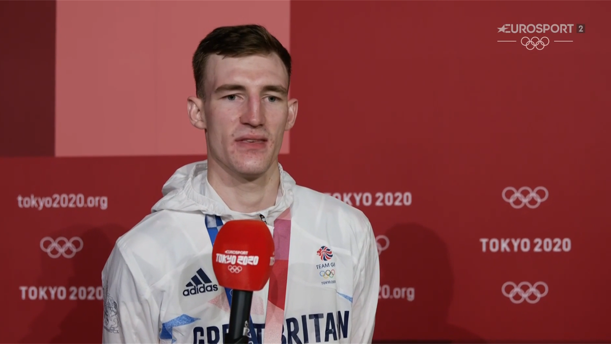 'I'm gutted. The only colour I see is gold' - Sinden reacts to Olympic silver