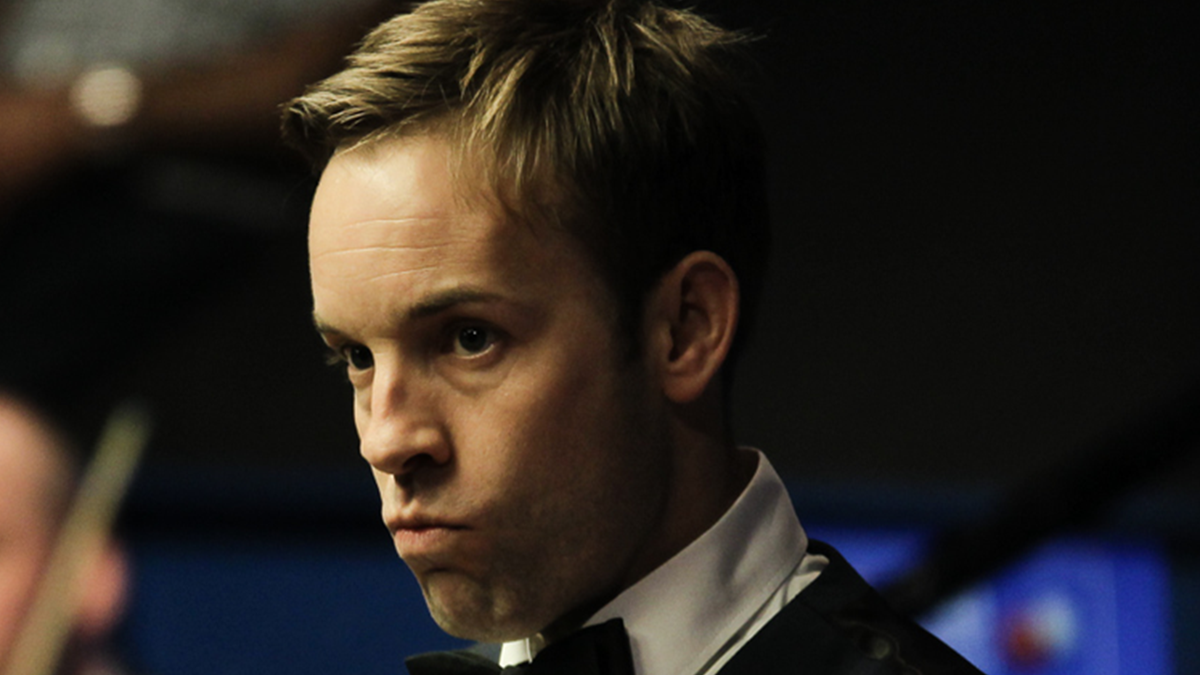 Ali Carter ( Pic: World Snooker)