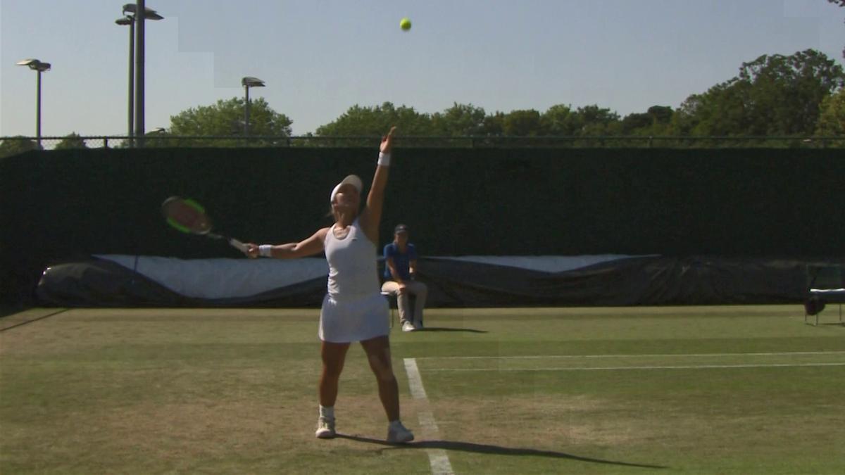Wimbledon : Qualifiers Day 3 highlights