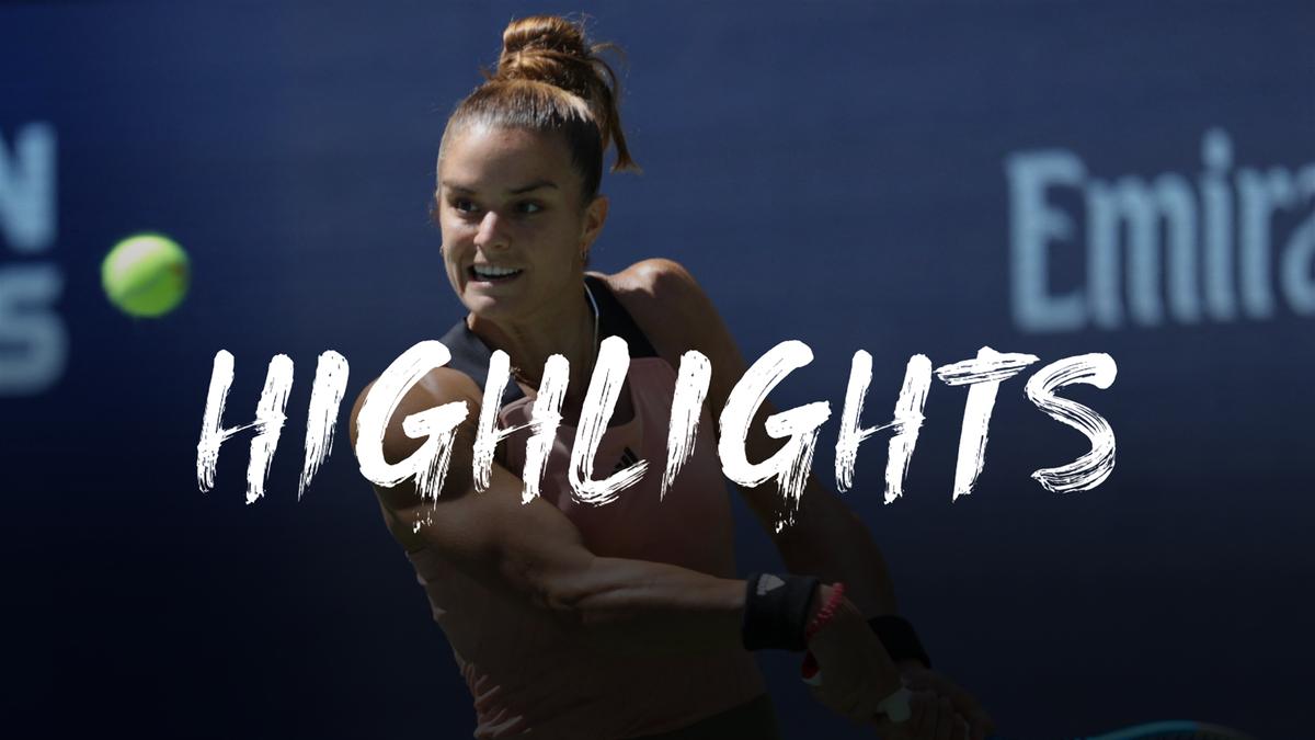 US Open   Sakkari houdt Griekse eer hoog na uitschakeling Tsitsipas