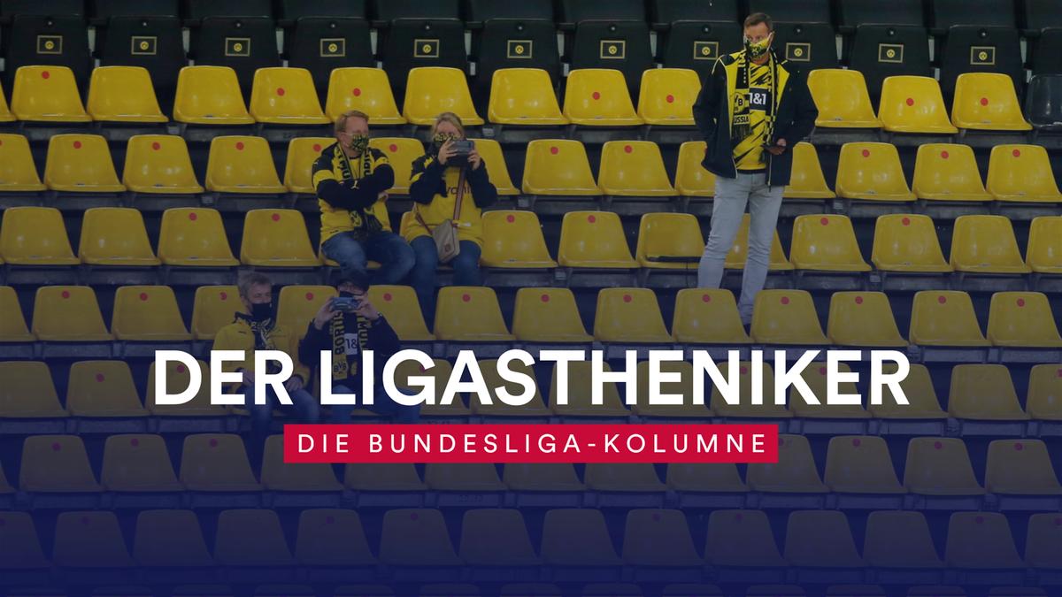 Der LIGAstheniker über die Bundesliga in der Corona-Krise