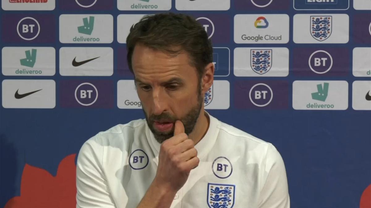 Southgate: 'Fantastic' Lewandowski 'as good as Kane' as England draw Poland