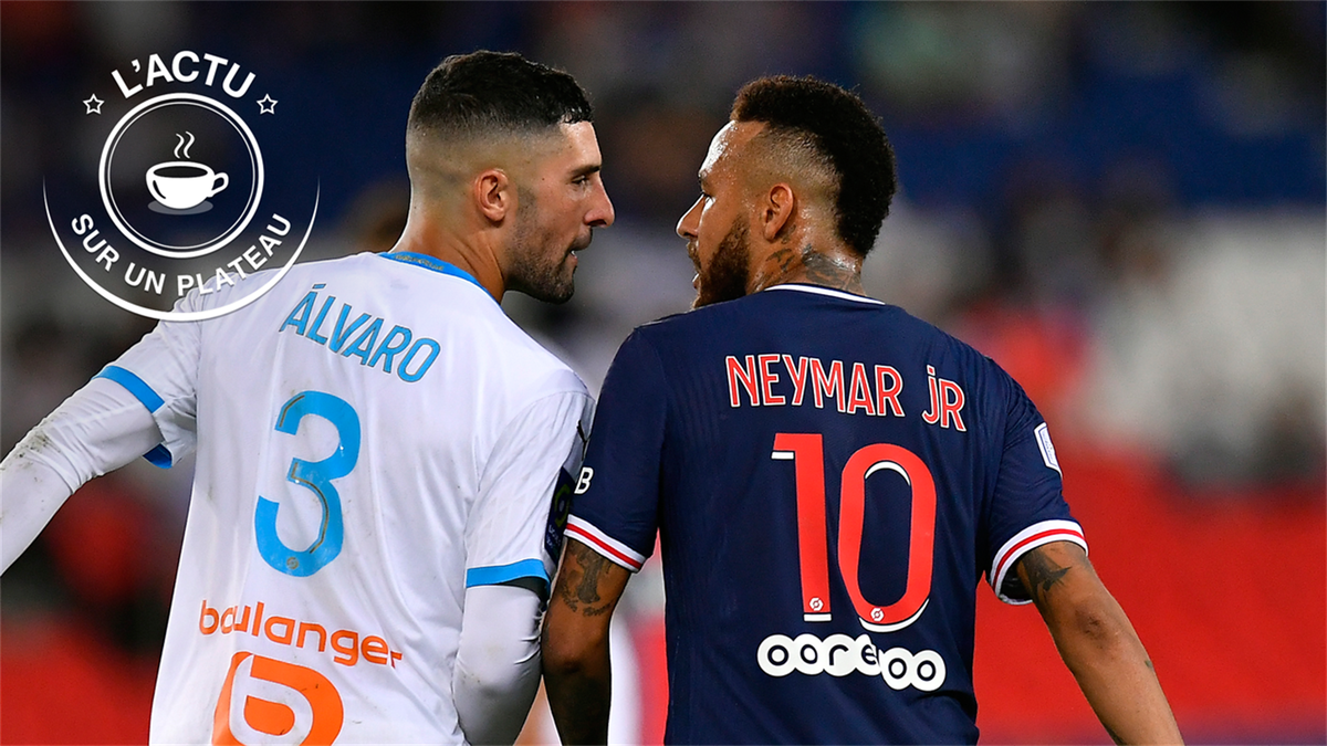Alvaro et Neymar se retrouvent ce mercredi dans le cadre du Trophée des champions