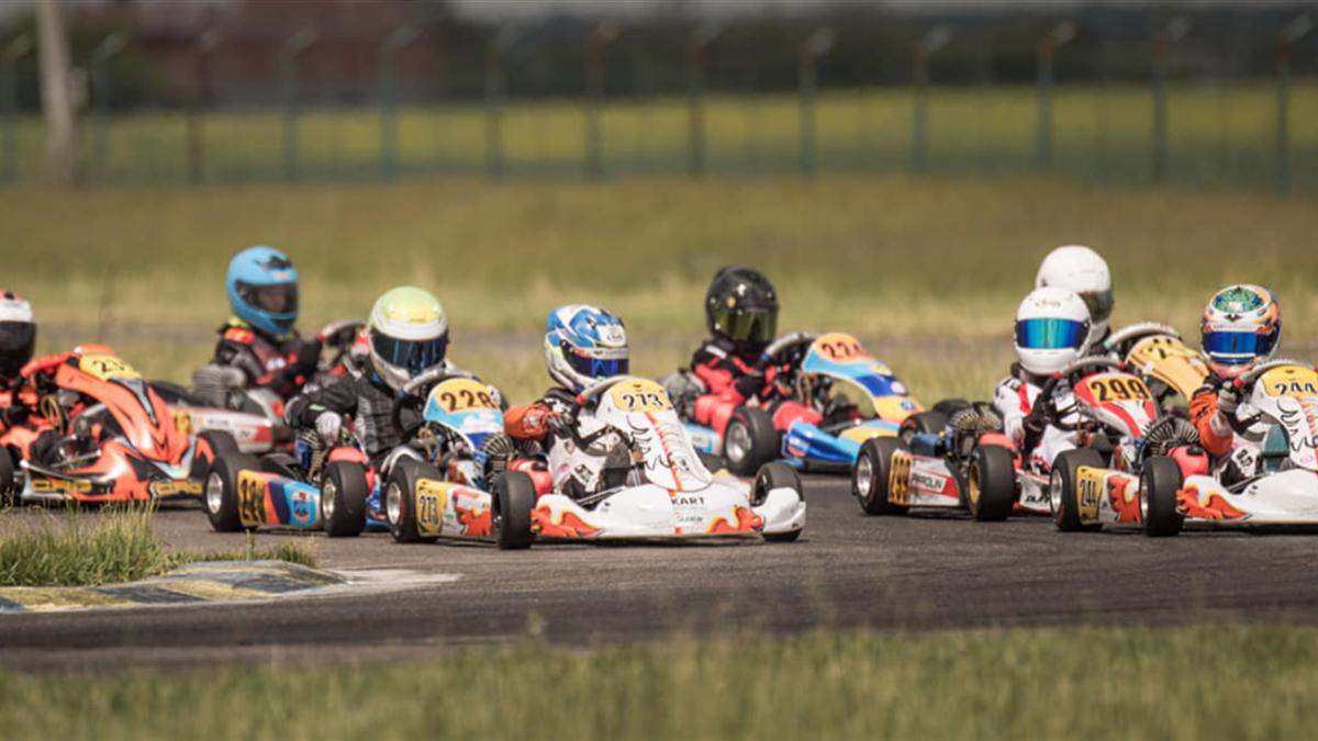 Campionatul național de karting a ajuns la etapa a 3-a