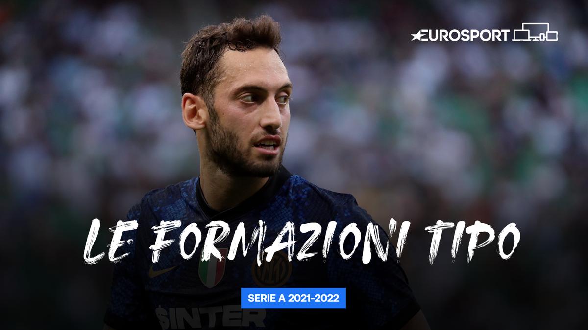 Le formazioni tipo | Serie A 21-22