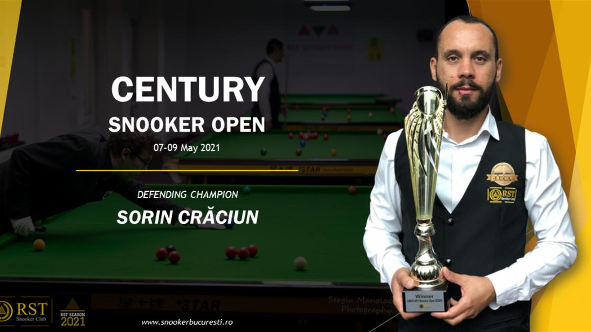 Century Snooker Open