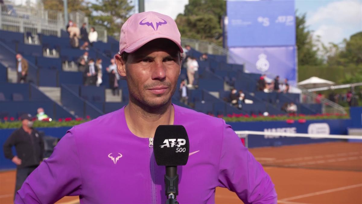 Nadal salutes 'important victory' over Kei Nishikori