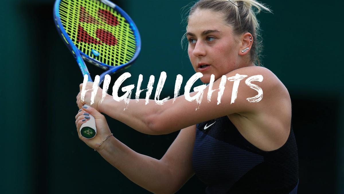 Wimbledon | Bertens in eerste ronde uitgeschakeld