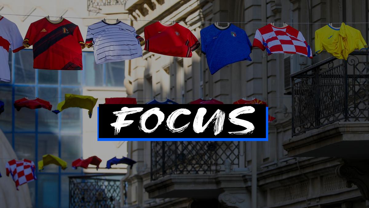 Focus Maglie Europei 2020