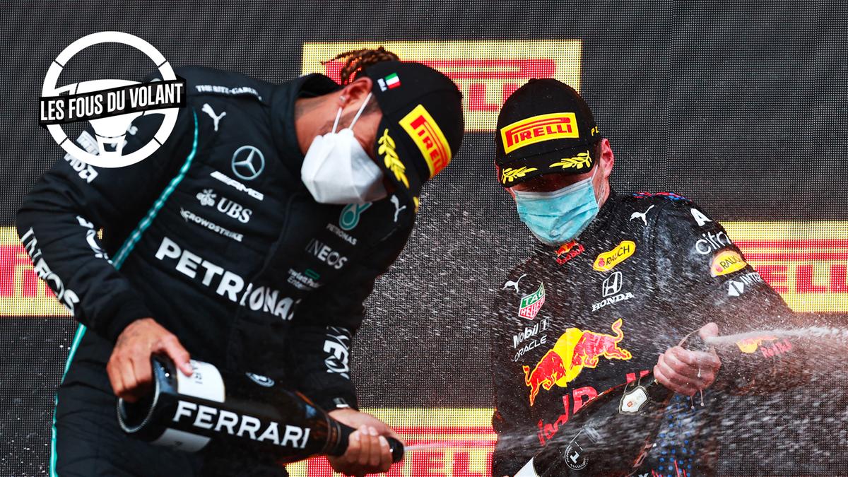 """""""Verstappen et Hamilton ne doutent jamais, c'est pour ça que l'écart avec les autres est si grand"""""""