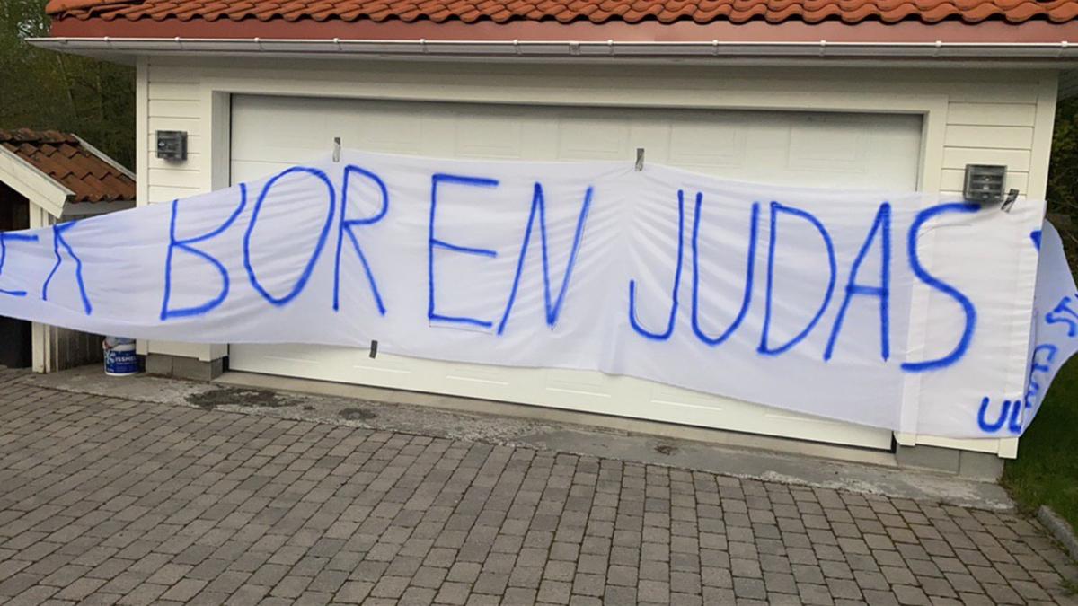 Banner. Foto: Tipser
