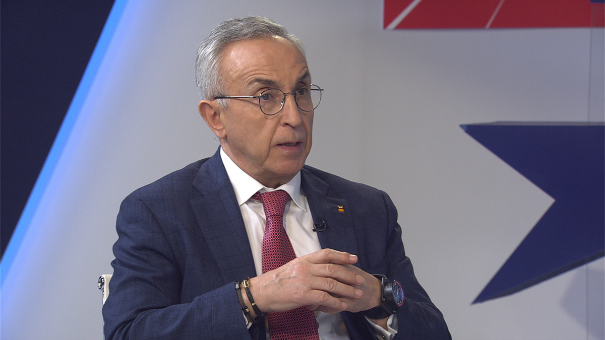Alejandro Blanco confirma en Eurosport que los deportistas españoles se vacunarán en mayo