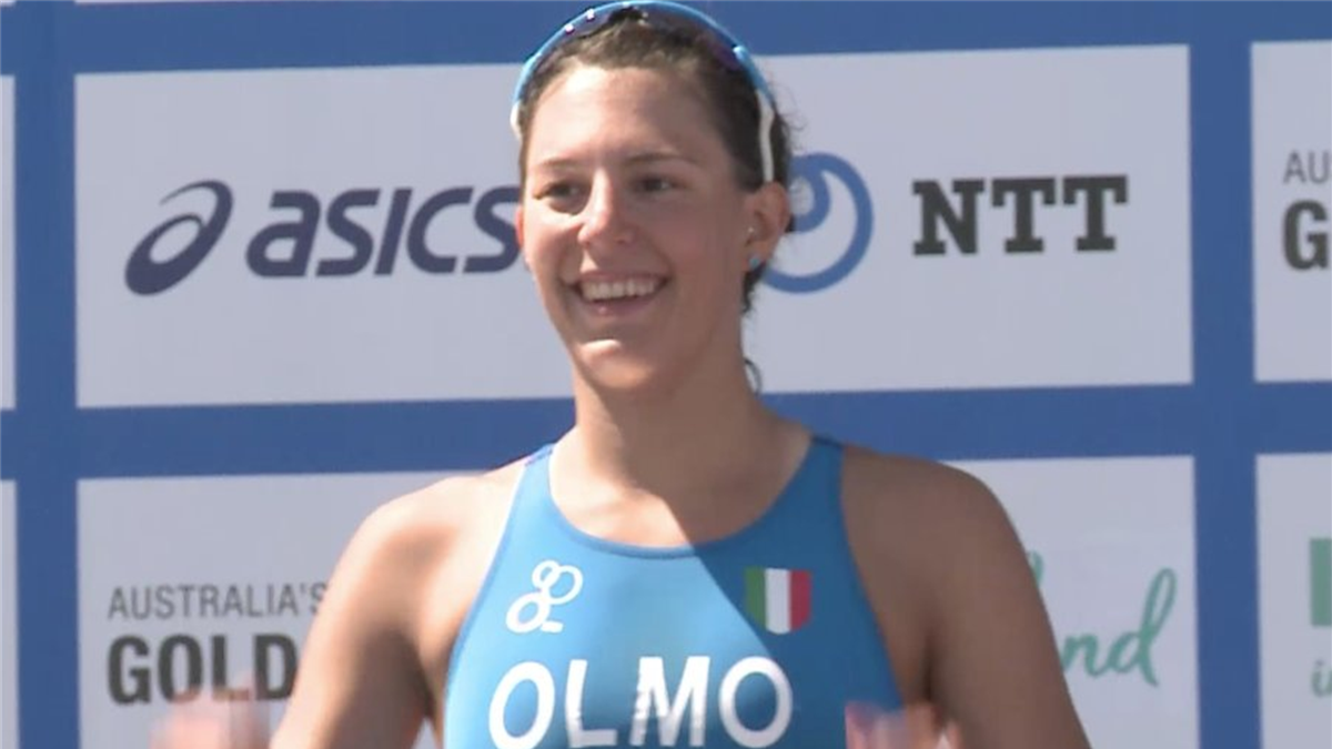 Angelica Olmo