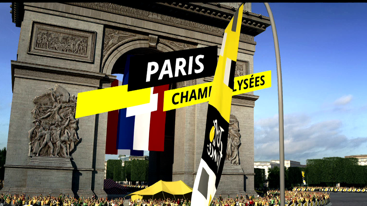 Tour de France 2019 - Stages 3D