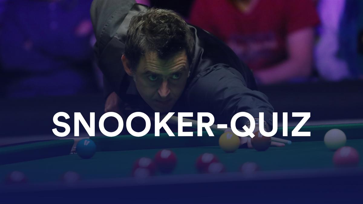 Die Top 15 der Spieler mit den meisten Century Breaks der Snooker-Geschichte